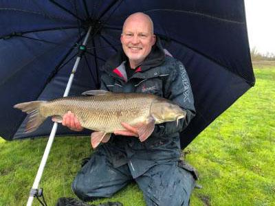 barbel fishing